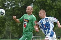 Přípravné utkání na hřišti v Sedmihorkách. FK Baumit Jablonec – FK Ústí nad Labem 2:1 (0:0)