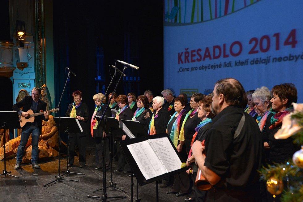 Udílení cen Křesadlo 2014