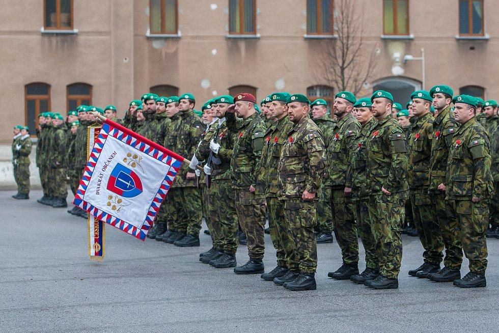 Rota Aktivních záloh Libereckého kraje nese nyní čestný název po vlastenci a hrdinovi Čestmíru Šikolovi z Malé Skály.