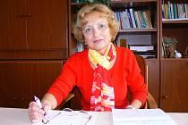 Olga Pangrácová, ředitelka poradny
