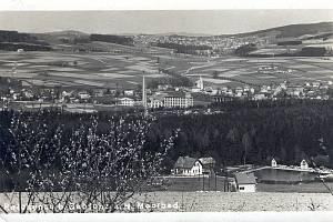 Pohled na Rychnov.
