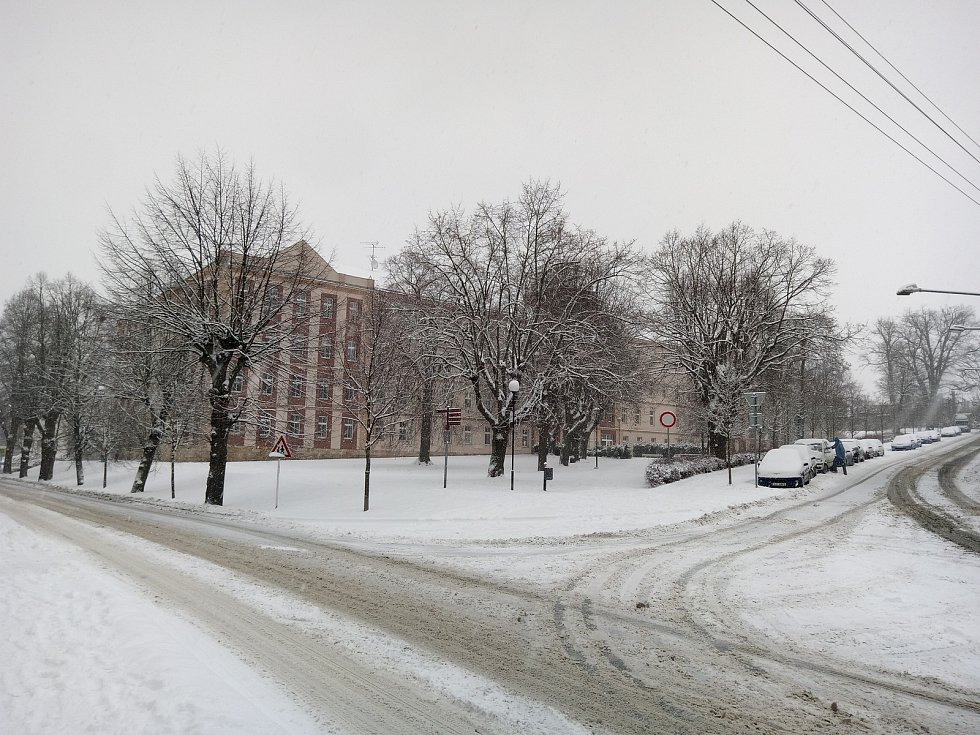 Obchodní akademie, Hotelová škola a Střední odborná škola v Turnově.