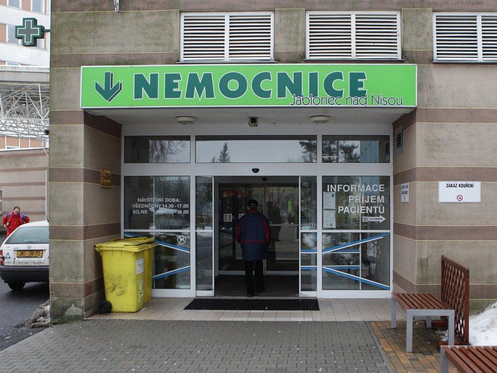 Nemocnice Jablonec n. N.