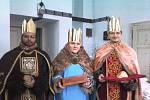 Tři králové. Ilustrační fotografie.