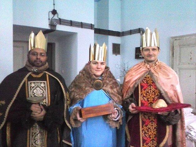 V sobotu se konala tříkrálová slavnost také v kostele sv. Jana Křtitele na Horním Polubném.