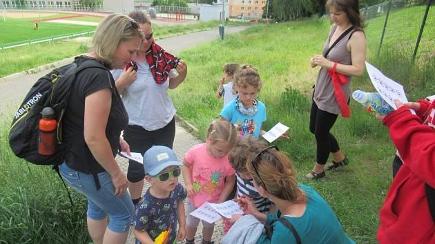 Festival rodiny v Tanvaldu.