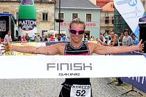 Ivana Loubková z Eleven - Rubena teamu získala titul mistryně republiky v terénním triatlonu Xterra.