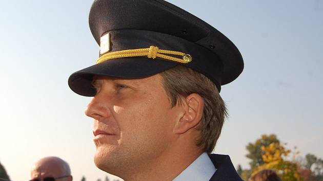 Petr Bartoň, ředitel HZSLK v Jablonci