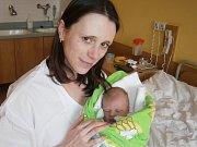 Anička Součková se narodila Pavlíně Patrmanové a Mariánovi Součkovi z Tanvaldu 19.2.2015. Měřila 48 cm a vážila 3000 g.