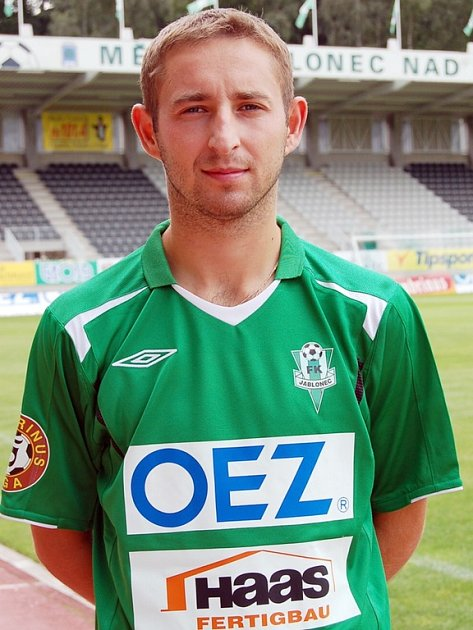Útočník Emil Rilke se narodil 19. listopadu 1983, do Jablonce přišel na půlroční hostování a na dresu bude mít číslo 16.