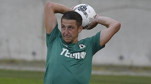 Jablonecký obránce Jan Krob odehrál proti Spartě svůj 250. ligový zápas.