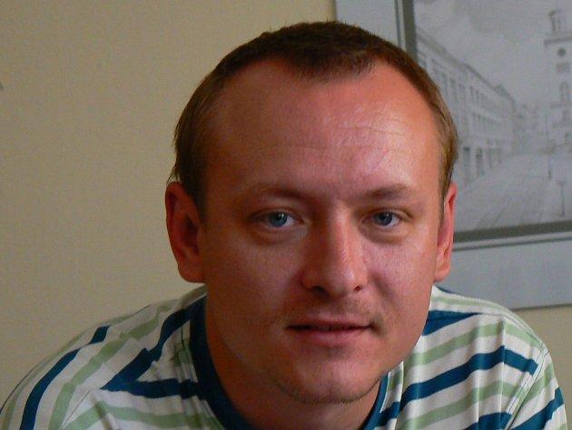 Zbyněk Duda, ředitel jablonecké knihovny