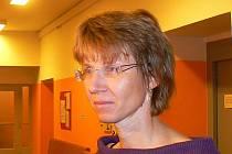 Odborníci a lékaři očkování proti chřipce doporučují. Na snímku Jana Prattingerová, krajská epidemioložka.