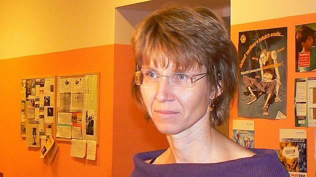 Jana Prattingerová, krajská epidemioložka.