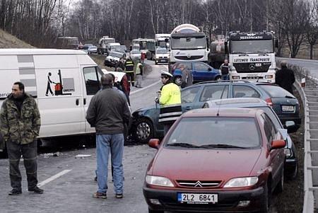 Hromadná dopravní nehoda