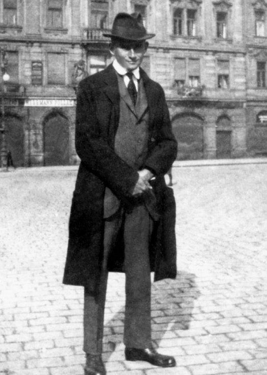 Franz Kafka v Jablonci