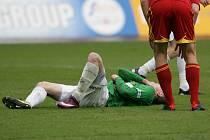 Ondřej Vaněk si vážně zranil rameno. Sezona pro něj skončila.