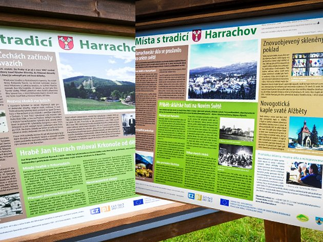 Harrachovská Místa s tradicí