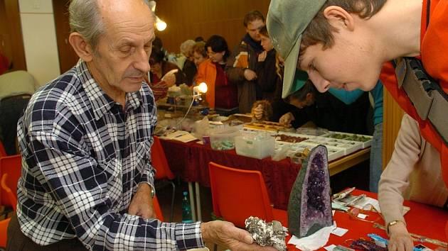 V Jablonci proběhne 25. mezinárodní výměnná a prodejní výstava minerálů. Výstava se po několika letech opět přesune do sálu restaurace Střelnice.