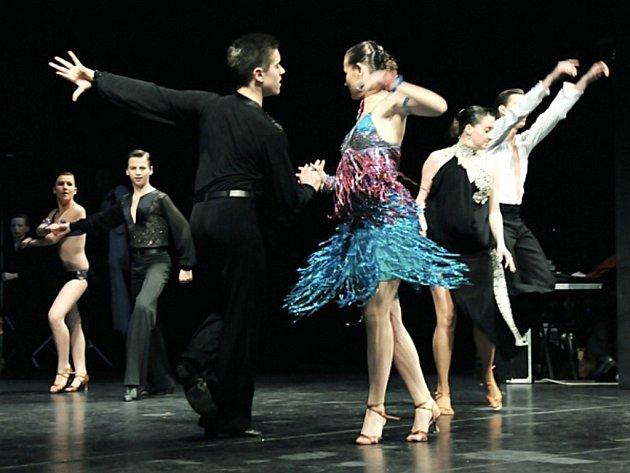 Reprezentační ples Městského divadla Jablonec