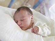 PATRIK KARIČKA se narodil ve středu 26. dubna mamince Ivetě Karičkové z Železného Brodu. Měřil 48 cm a vážil 3,17 kg.
