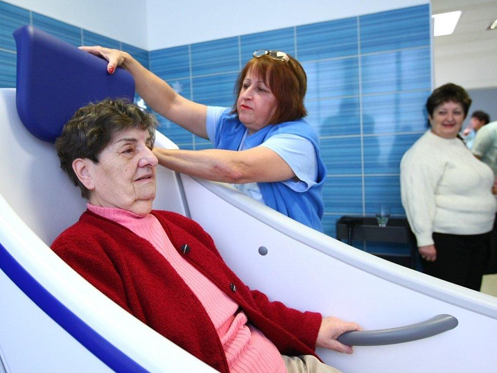 Centrum sociálních služeb otevřelo 4. dubna v Jablonci nad Nisou Středisko osobní hygieny
