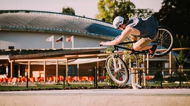Jedním ze vzorů pro nový jablonecký skatepark má být skatepark v Maškově zahradě v Turnově.