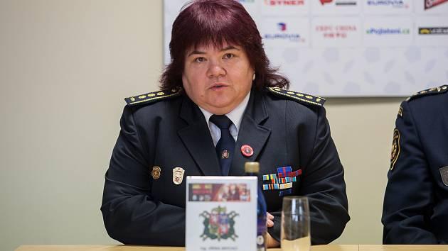 Jiřina Brychcí působí u dobrovolných hasičů již 48 let