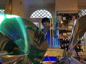 Slavnostní zakončení Trienále v muzeu