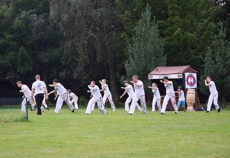 Jablonecká neděle spojila děti se sportem