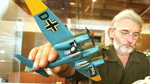 Letečtí modeláři. Ilustrační snímek.