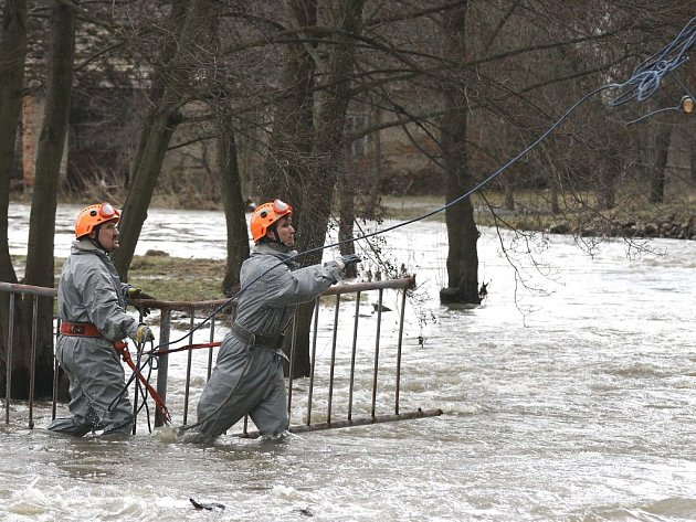 Podobné záplavy na Jablonecku stále hrozí. Nebezpečí je ale o něco menší než před pěti lety. Peníze do protipovodňových  opatření však stále chybí.