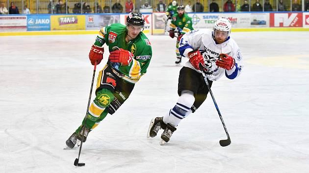8. kolo 2. hokejové ligy