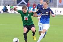 Fotbalisté Jablonce porazili norský Strömsgodset v odvetě 3:1 a slaví postup.