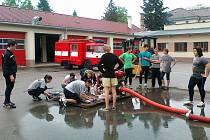 Obor se zabývá přípravou požárních specialistů v oblasti požární ochrany.