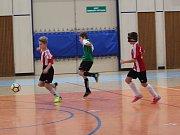 Malí fotbalisté se utkali v Mikulášském turnaji, který pro ně připravili pořadatelé z FK Jablonec.