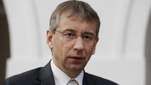 Někdejší ministr práce a sociálních věcí Jaromír Drábek