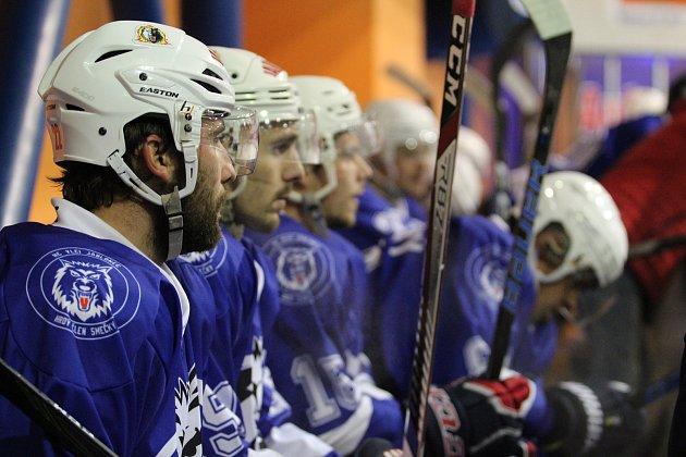 Disciplína a soustředění vyhrály jabloneckým Vlkům další zápas II. ligy.