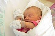 BARBORA KOKRMENTOVÁ se narodila v úterý 23. ledna v jablonecké porodnici mamince Kateřině Kokrmentové z Lučan nad Nisou. Měřila 49 cm a vážila 3,06 kg.