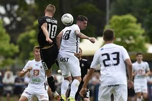 Jablonec v přípravě porazil Hradec Králové 1:0.