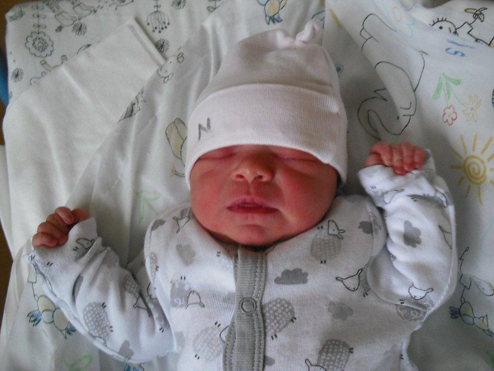 Natálie Daničková. Narodila se 2. února mamince Janě Daničkové z Železného Brodu. Vážila 2,78 kg a měřila 45 cm.
