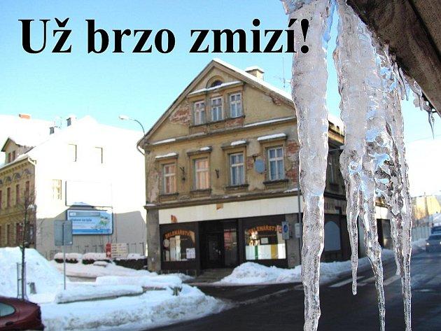 V privatizaci se Marcele a Zdeňkovi Musilovým podařilo koupit objekt bývalého mléčného baru na 5. květnu za částku nižší než půl milionu korun. Vadil ale výstavbě bulváru. Začali licitovat.