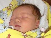 Marie Šosvolová se narodila Světlaně Josefě a Matěji Šosvolovým z Hejnic 8. 10. 2014. Měřila 51 cm, vážila 3650 g.