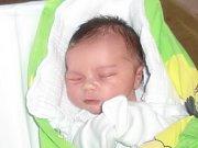 Lukáš Janata se narodil Lucii a Tomášovi Janatovým z Liberce 9. 11. 2014. Vážil 3350 g a měřil 50 cm.