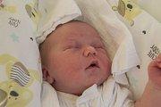 VÍTEK REICHELT se narodil ve středu 6. září mamince Elišce Šroňkové z Varnsdorfu. Měřilm 51 cm a vážil 3,79 kg.