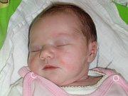 Emma Nesvadbová se narodila Barboře Ježkové a Michalovi Nesvadbovi z Liberce 23. 9. 2014. Měřila 49 cm, vážila 3350 g.
