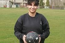 Fotbalistka - Čertice