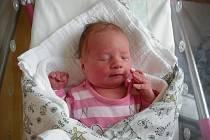 Terezka Hanzlíková. Narodila se 25.března v jablonecké porodnici mamince Biance Hanzlíkové z Jablonce nad Nisou. Vážila 3,37 kg a měřila 52 cm.