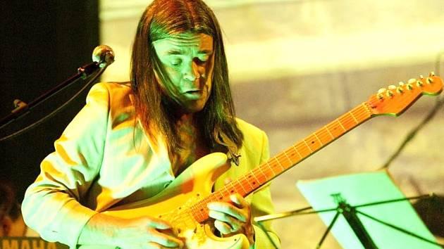 Honza Krajník - frontman skupiny Mandragora