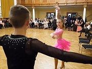 Taneční ukázky LAT na 1. prodloužené TOPDANCE
